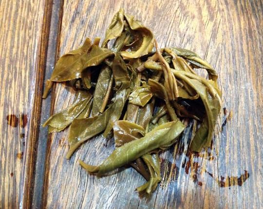 щен 4  Шены из Юньнани – «соль» чая        4